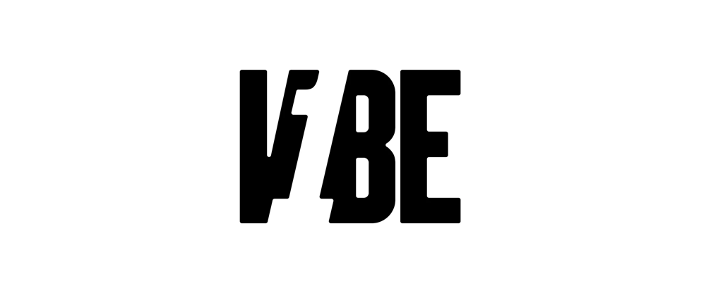 New Logo and Identity for V1BE by BGN