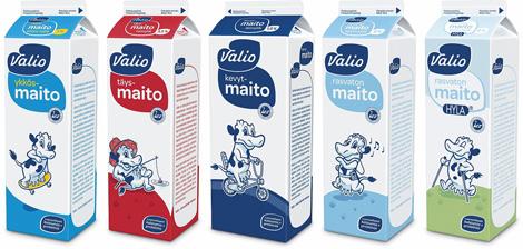Valio Packaging, New