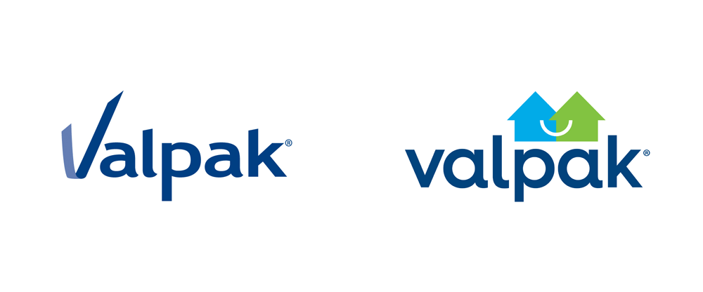 New Logo for Valpak