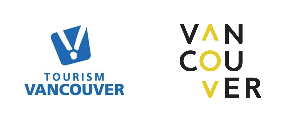 New Logo for Tourism Vancouver by MMGY Global and McCann Canada