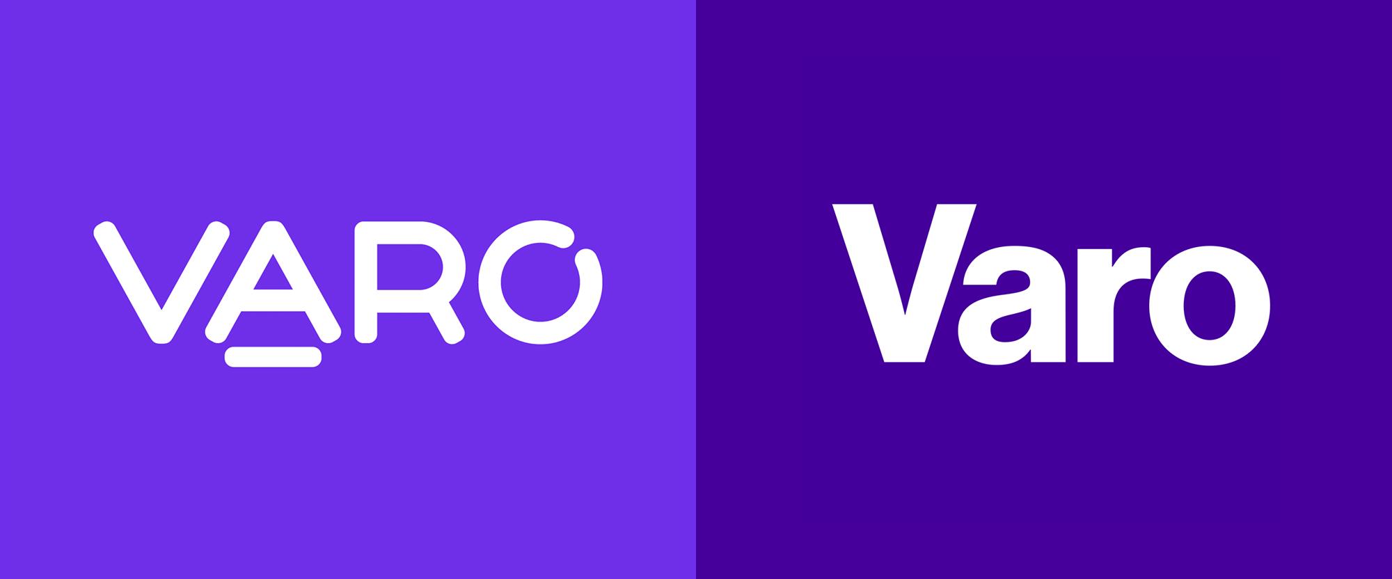 New Logo for Varo