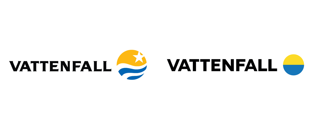 New Logo for Vattenfall by NORDDDB