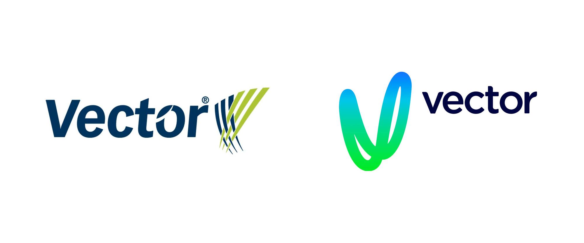 New Logo for Vector
