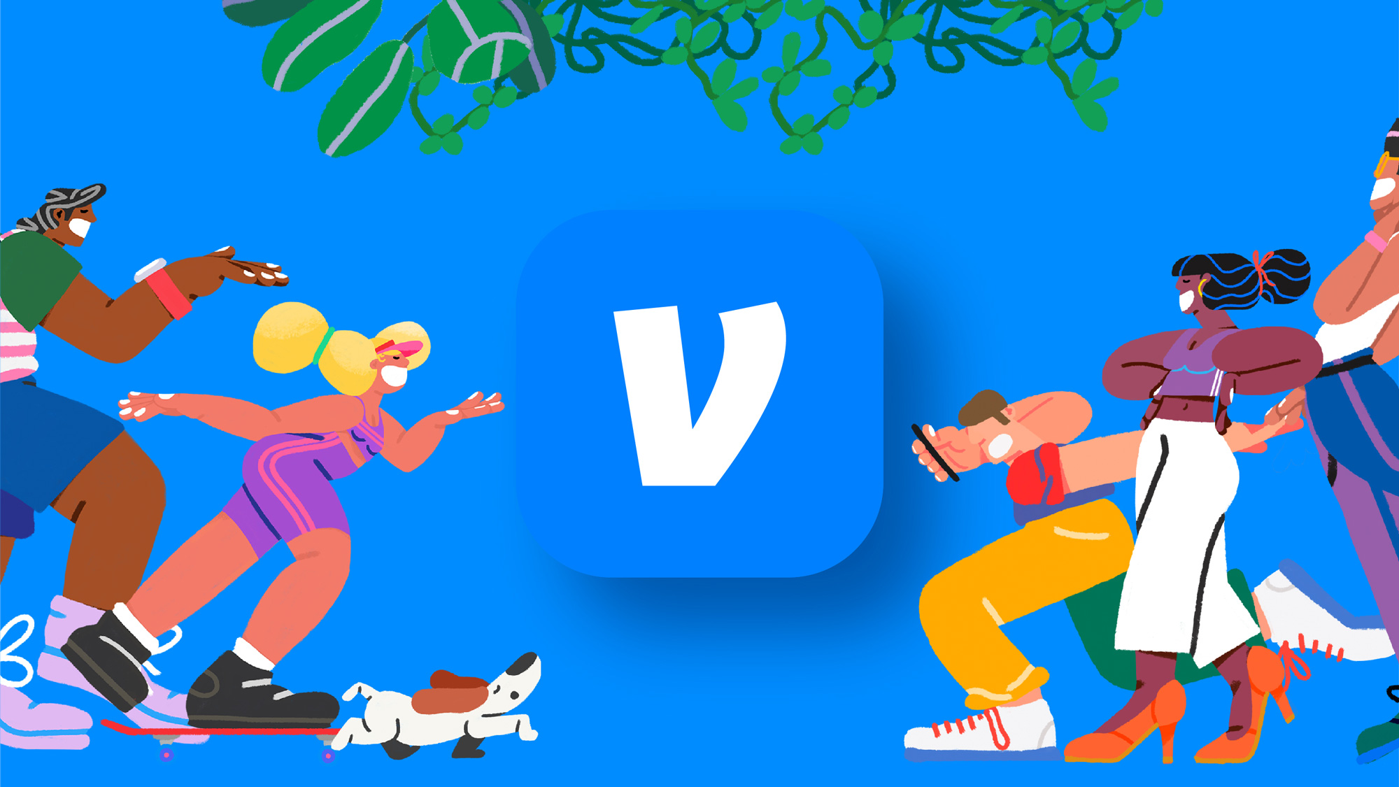 New Identity for Venmo by Koto