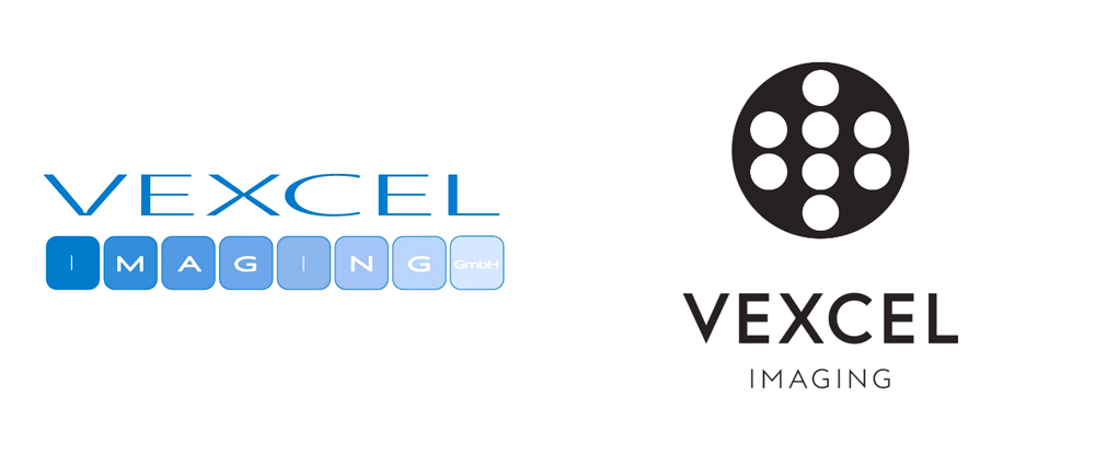 New Logo and Identity for Vexcel Imaging by Moodley