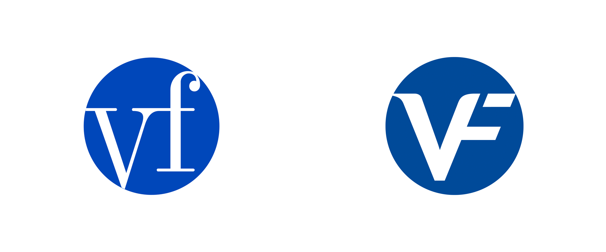 New Logo for VF Corporation