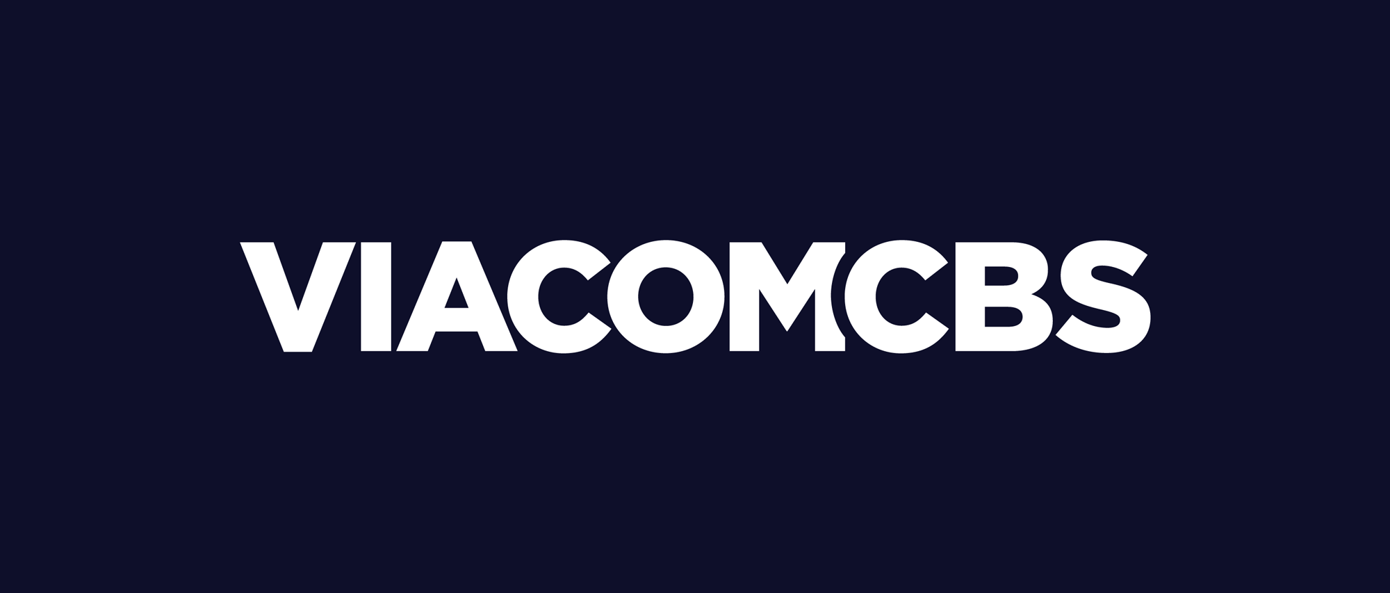 New Name and Logo for ViacomCBS