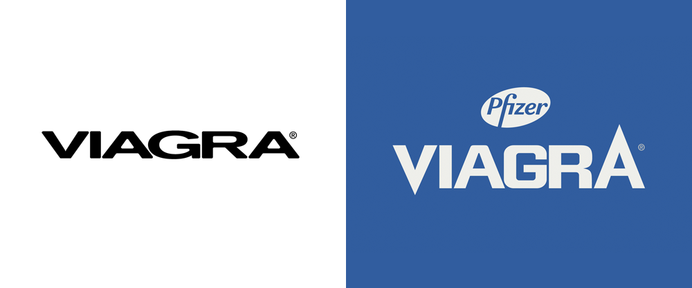 New Logo and Packaging for Viagra (Russia) by Pearlfisher