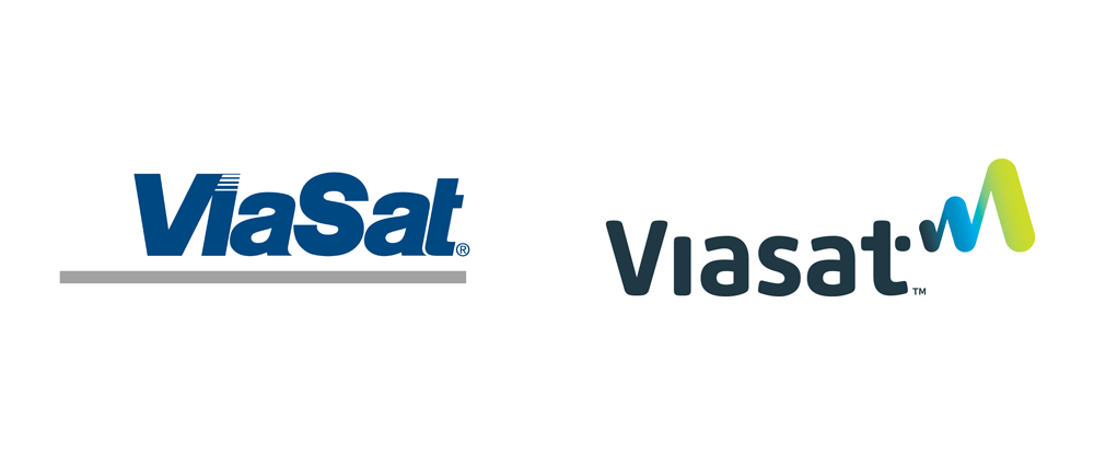 New Logo for Viasat