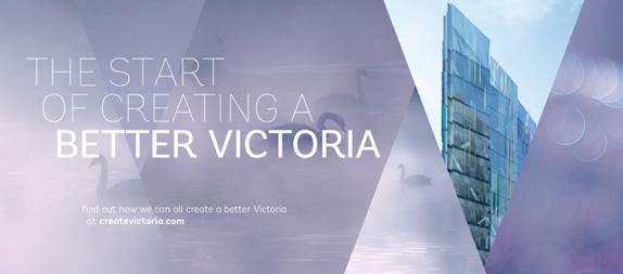 Victoria Logo and Identity