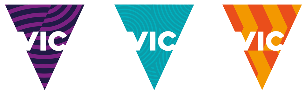 New Logo and Identity for Victoria by Designworks Australia