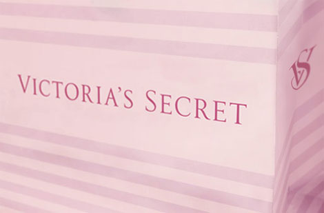 Victoria's Secret Logo, Before and After