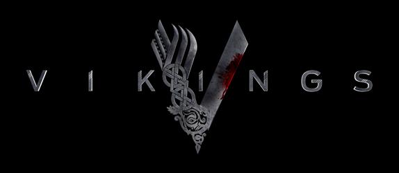 Vikings Serie Logo