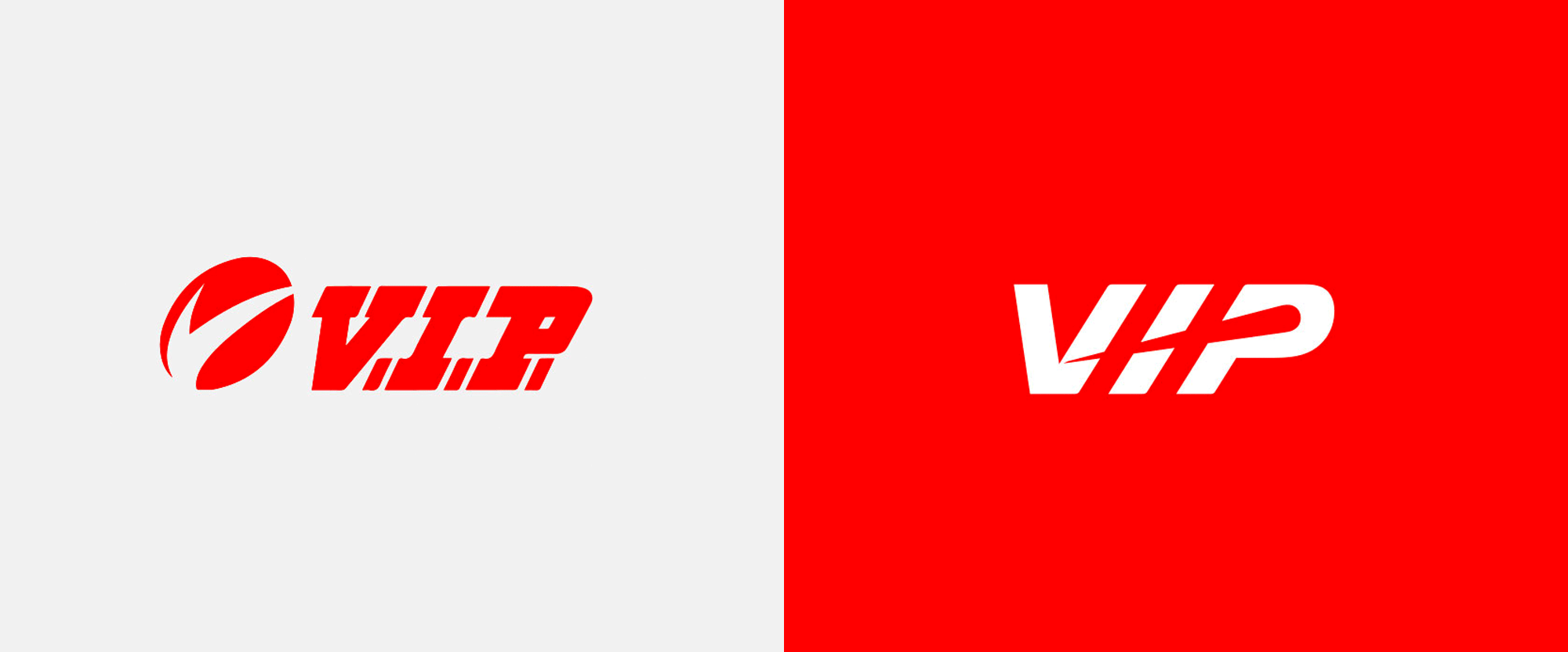 New Logo and Identity for VIP (Luggage) by Lopez Design