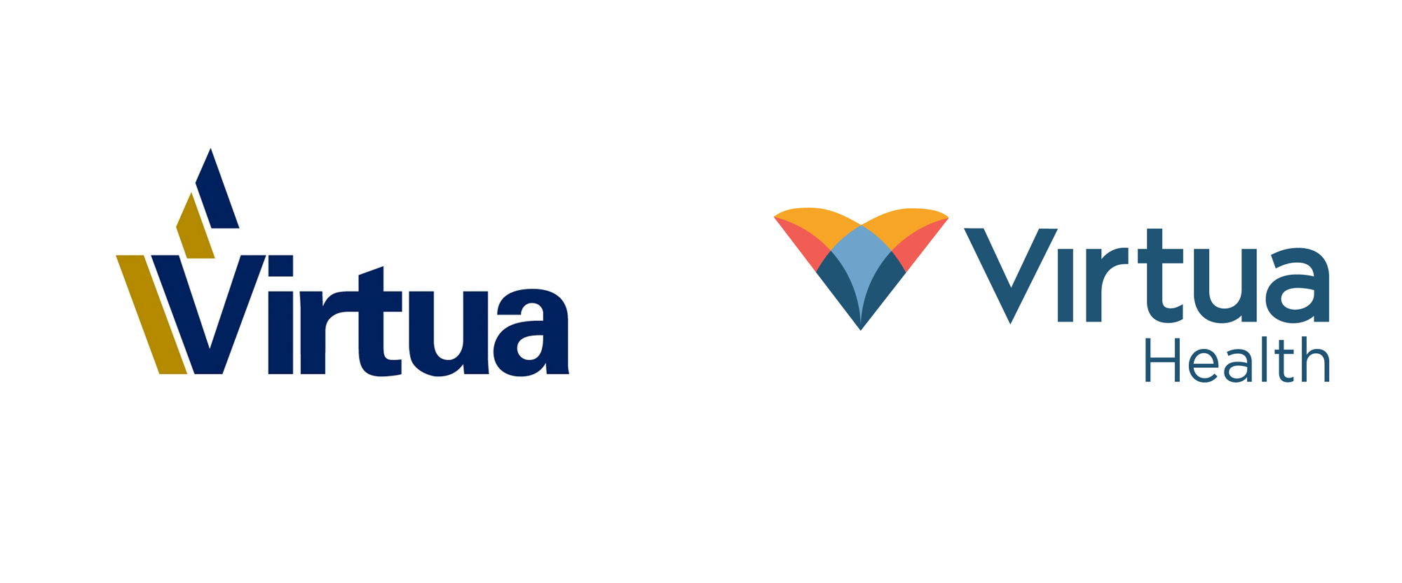 New Logo for Virtua Health