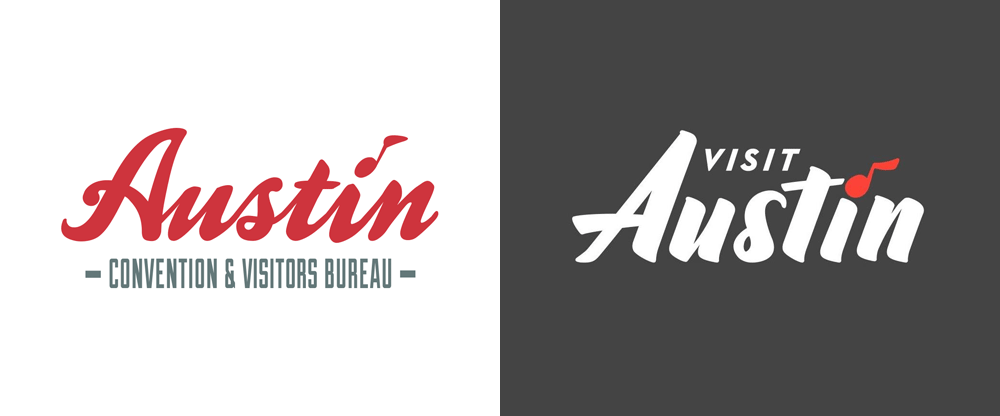 New Name and Logo for Visit Austin