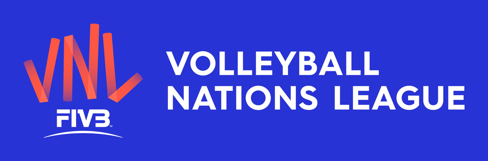 New Logo and Identity for FIVB Volleyball Nations League by Landor
