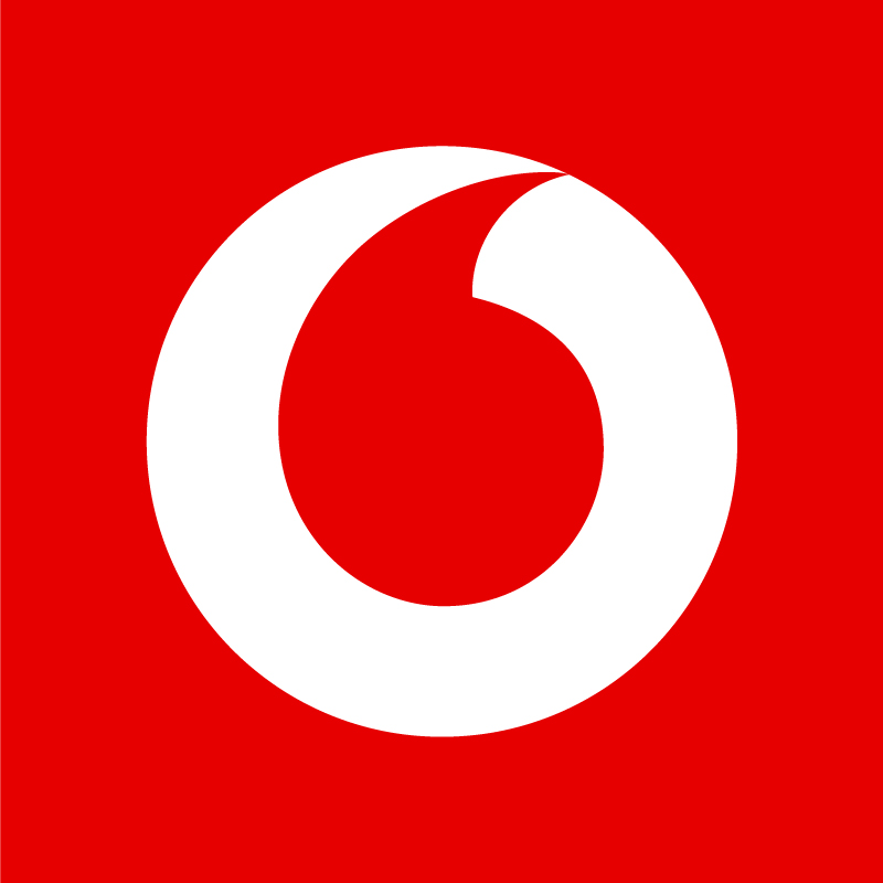 Brand New: New Logo for Vodafone by Brand Union