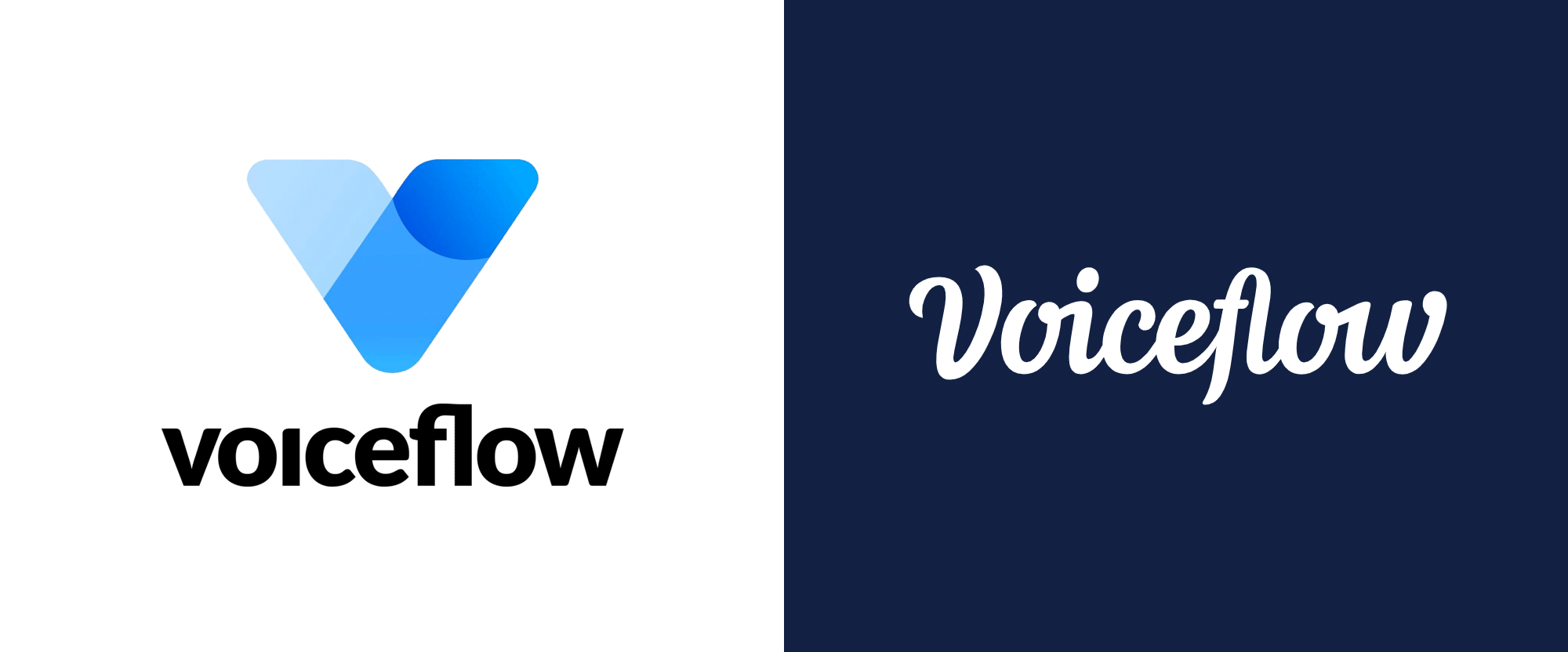 New Logo for Voiceflow by Lance