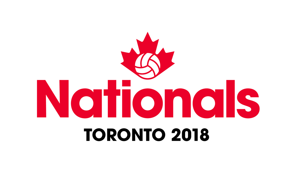 New Logo and Identity for Volleyball Canada by Hulse & Durrell