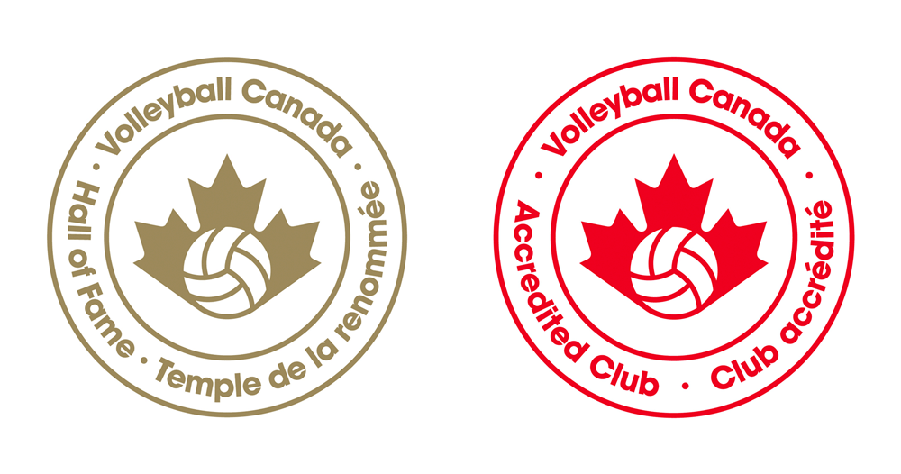 Brand New New Logo And Identity For Volleyball Canada By Hulse