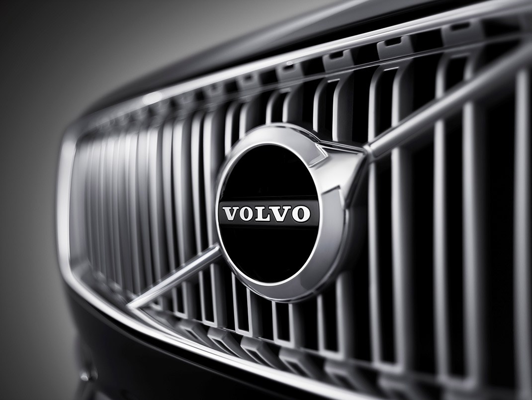 Brand New New Logo For Volvo By Stockholm Design Lab