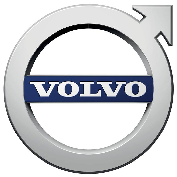 New Logo for Volvo by Stockholm Design Lab