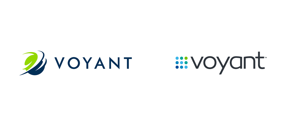 New Logo for Voyant