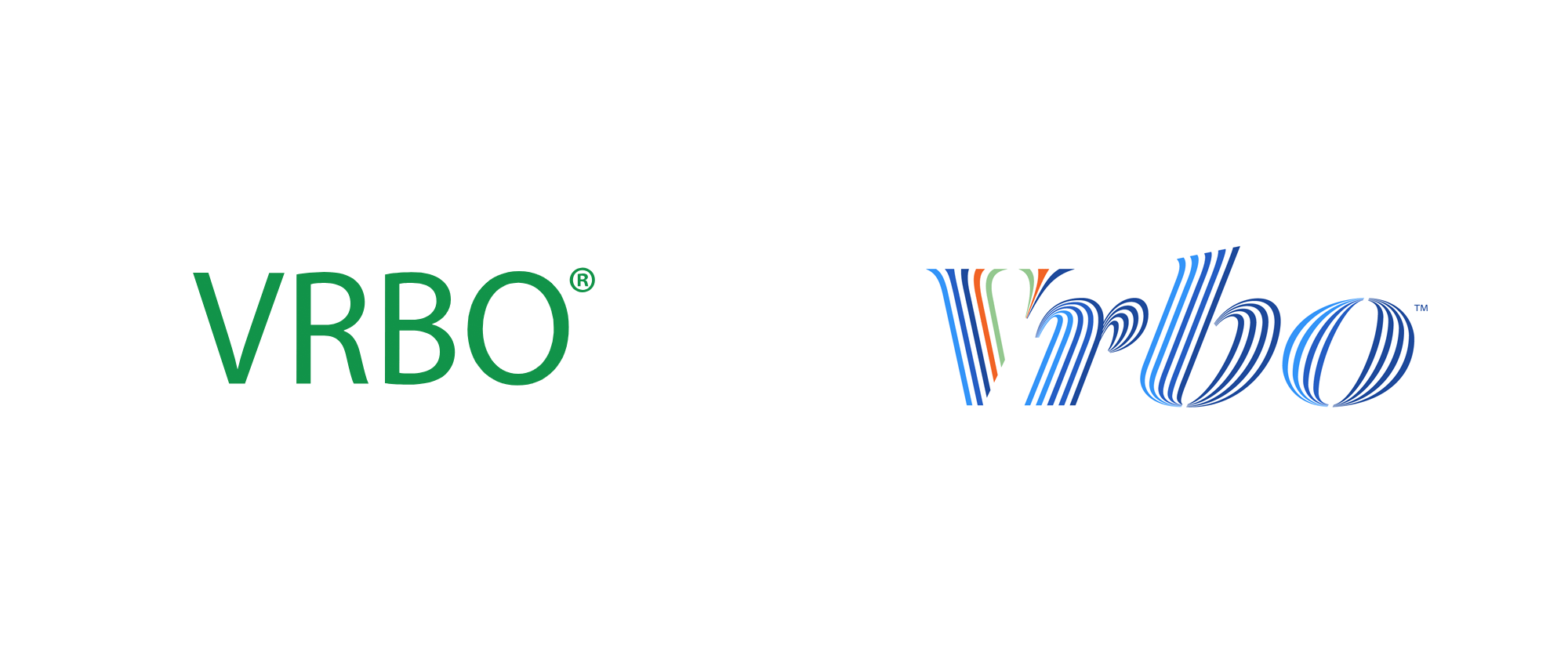 New Logo and Identity for Vrbo by FÖDA