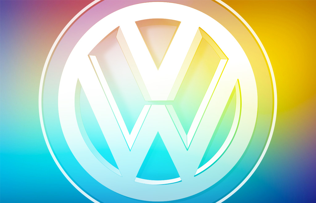 VW Warns of New Logo