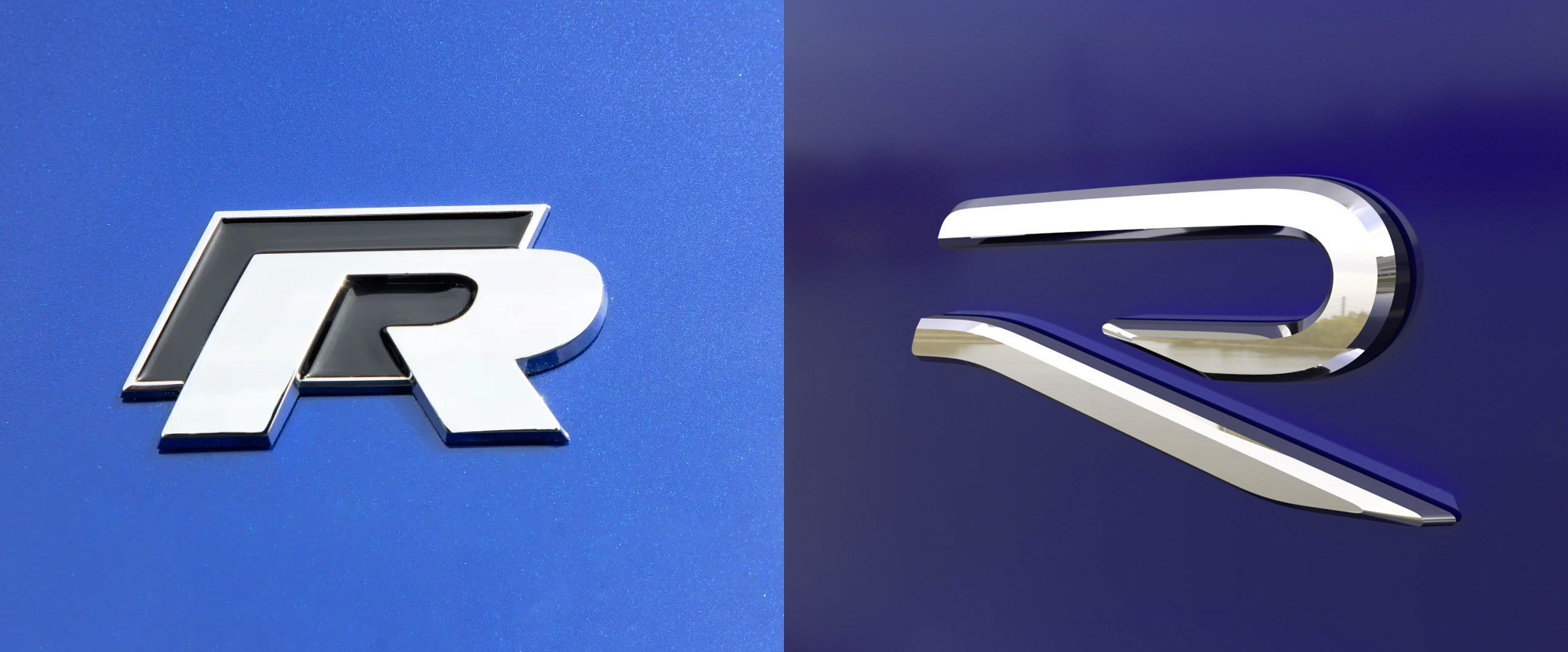 New Logo for Volkswagen R