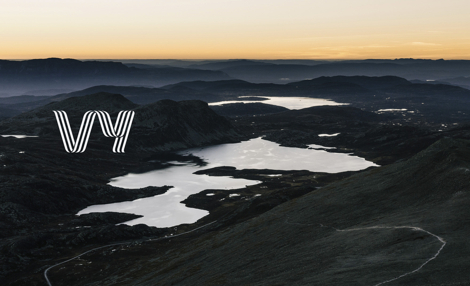 New Logo and Identity for Vy by Snøhetta