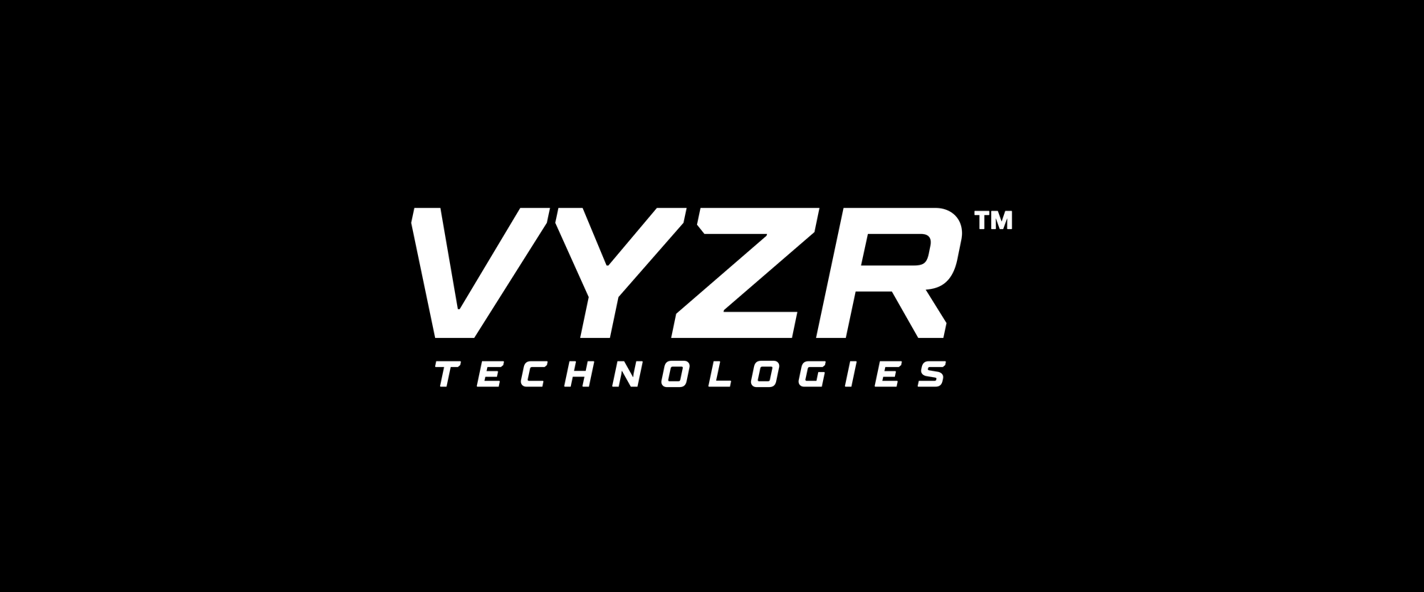 New Logo for VYZR by Electric