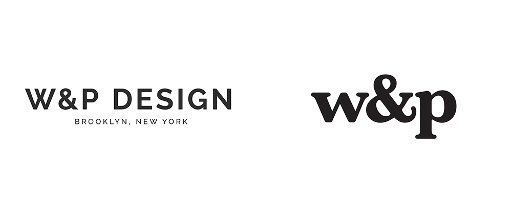 New Logo and Identity for W&P done In-house