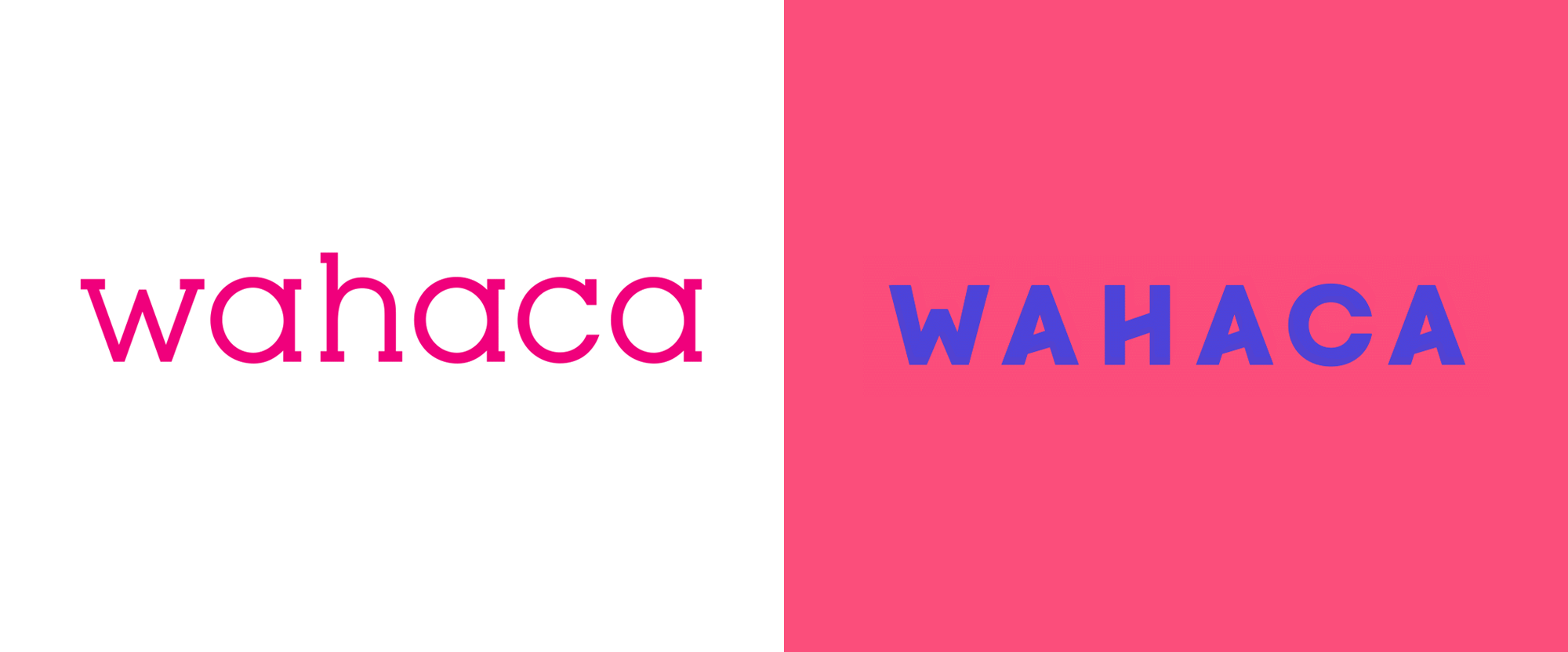 New Logo and Identity for Wahaca by Without