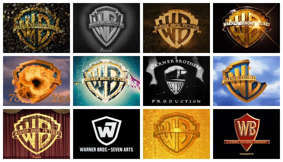 Warner Bros. Logo Evolution