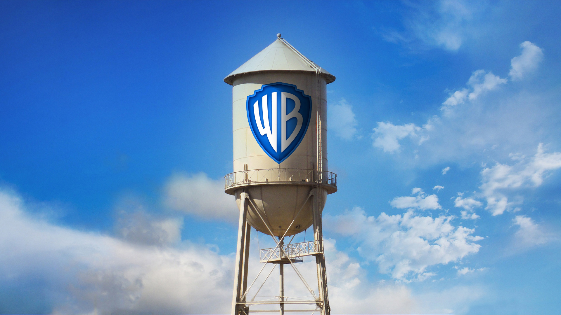 New Logo and Identity for Warner Bros. by Pentagram