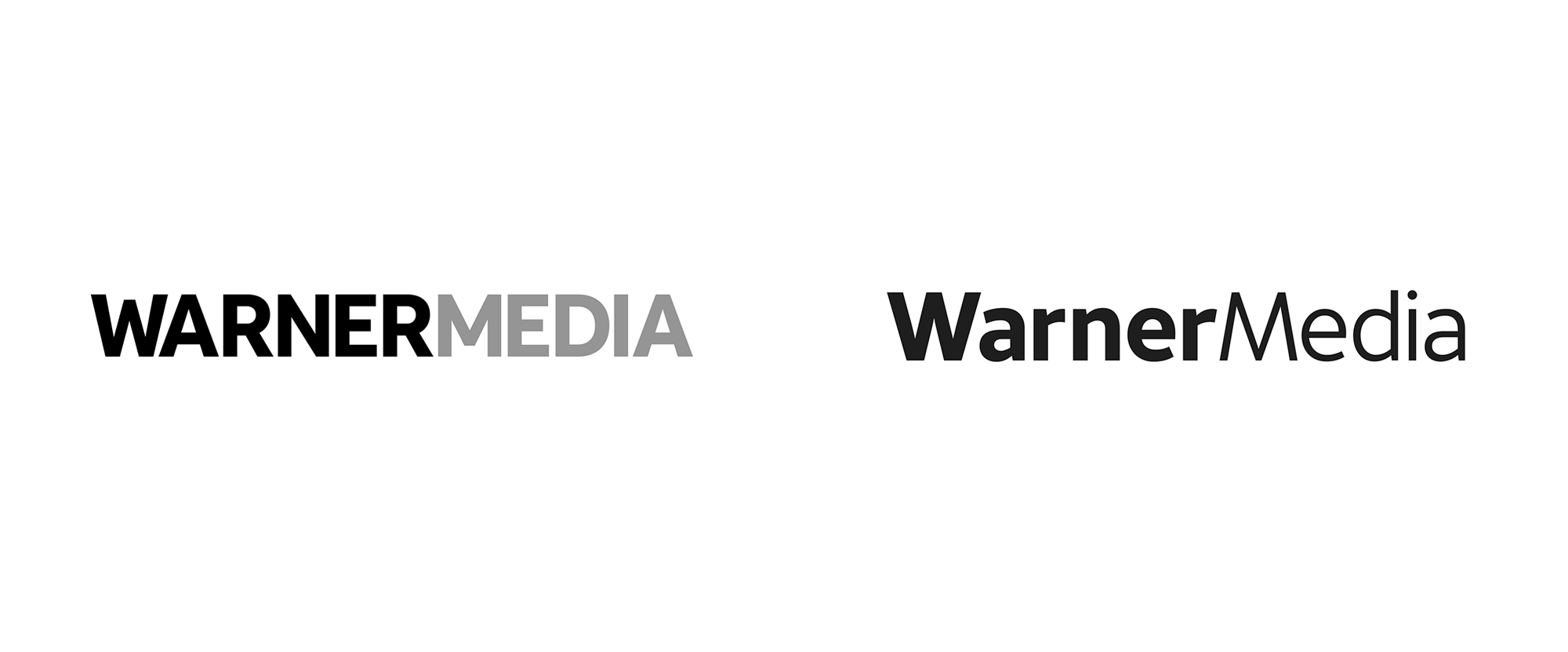 New Logo and Identity for WarnerMedia by Wolff Olins