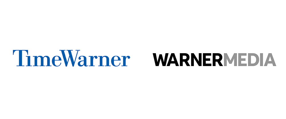 New Name and Logo for WarnerMedia