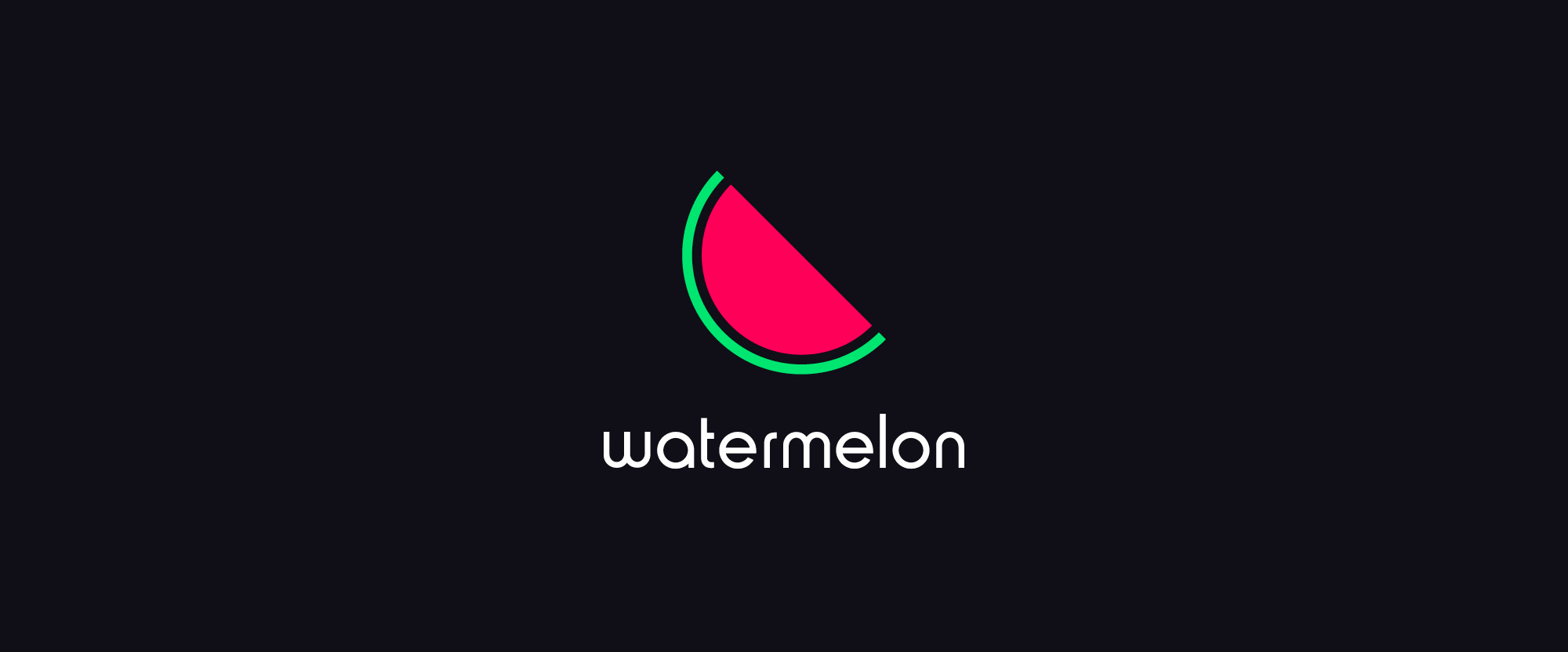 New Logo and Identity for Watermelon by Sonnet