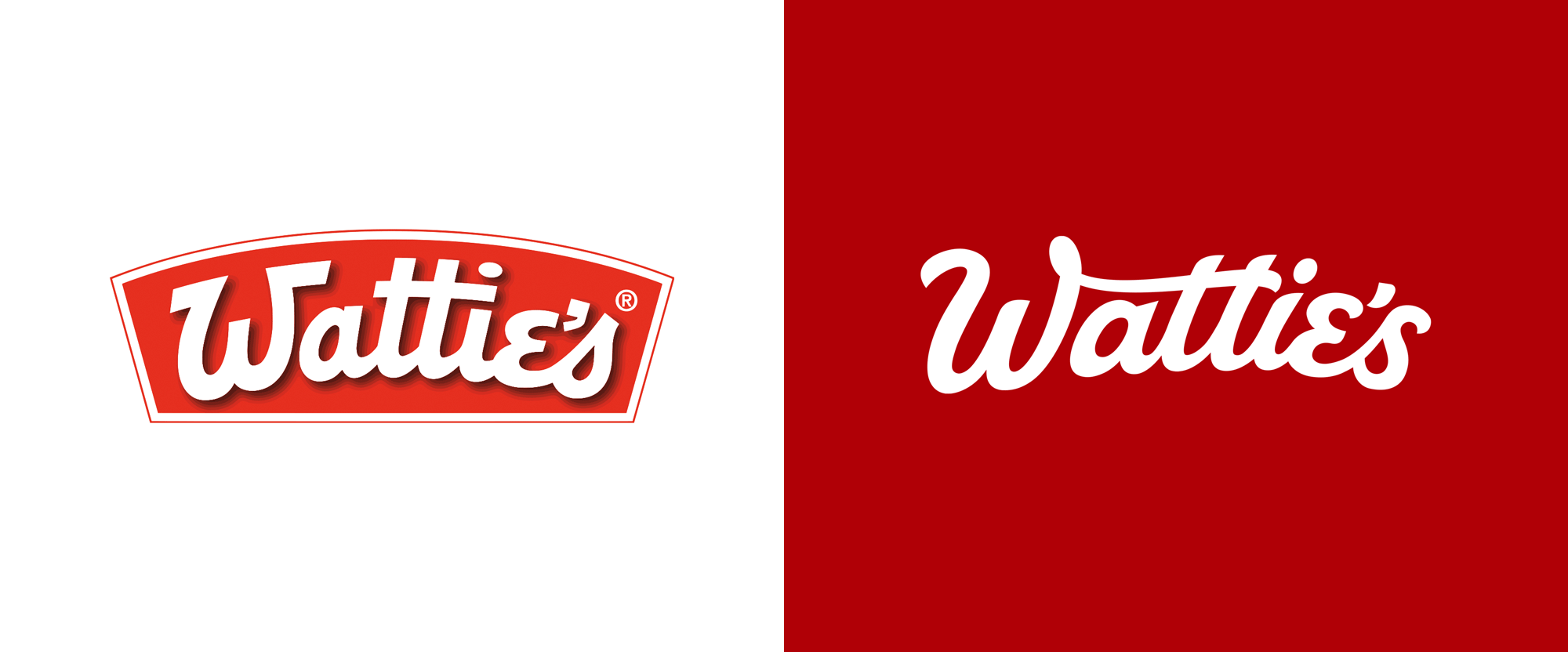 New Logo and Packaging for Wattie's by Unified Brands