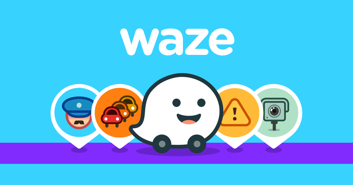New Logo and Identity for Waze by Pentagram