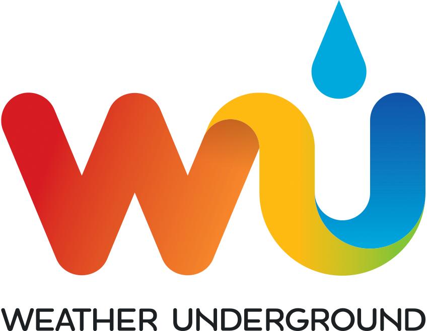 New Logo for Weather Underground