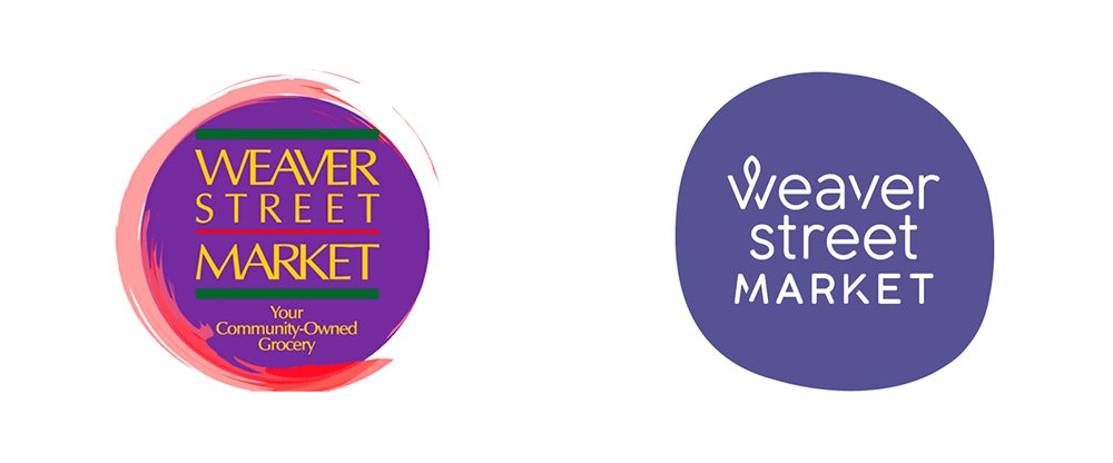 New Logo for Weaver Street Market