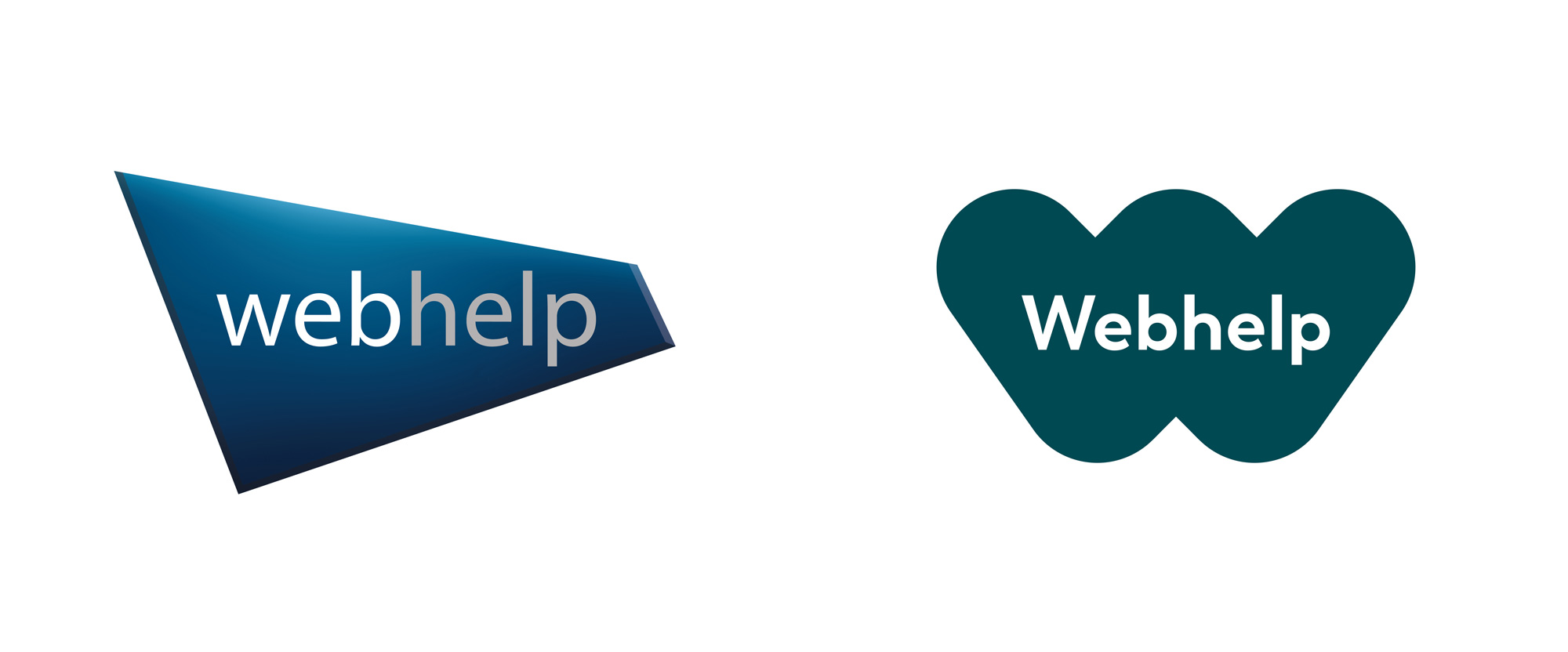 New Logo and Identity for Webhelp by Futurebrand