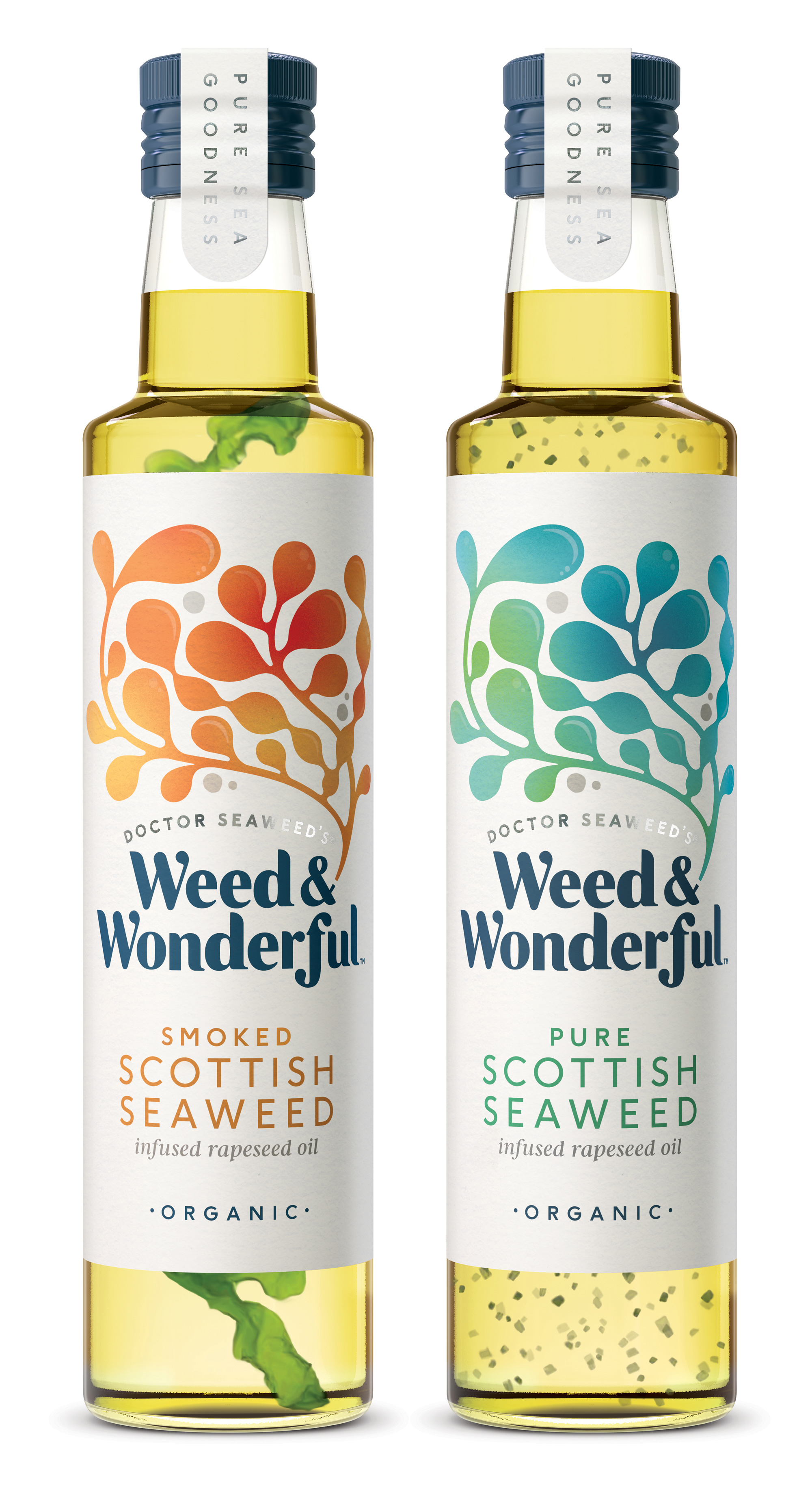New Logo and Packaging for Weed & Wonderful by Family (and friends)