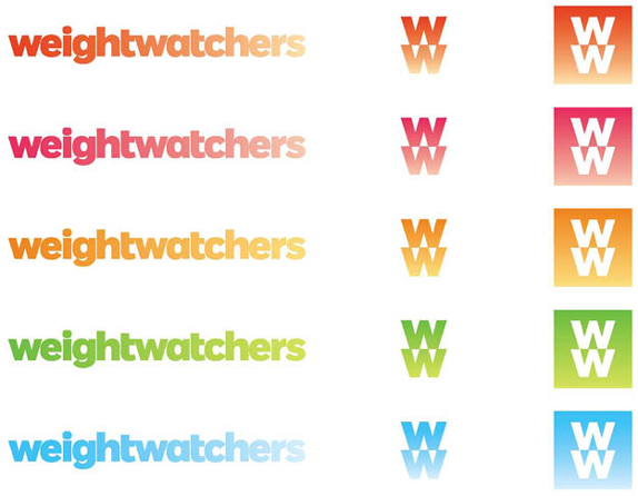 Weight Watchers Logo and Identity