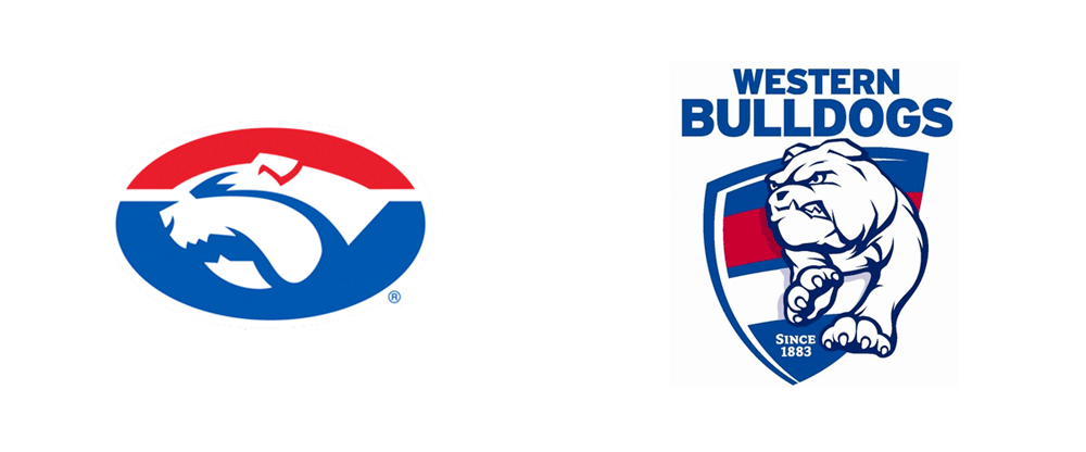 New Logo for Western Bulldogs by Canyon