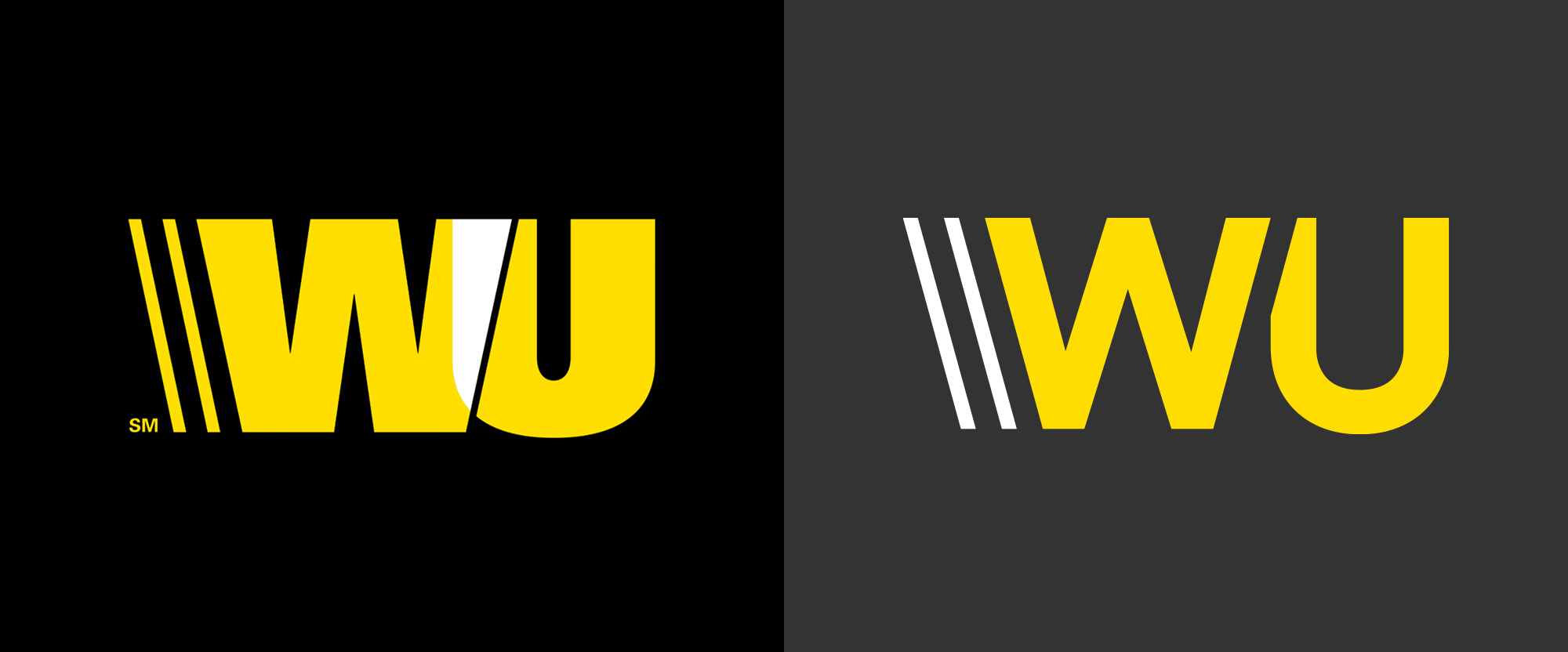 New Logo for Western Union