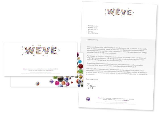 Weve Logo and Identity